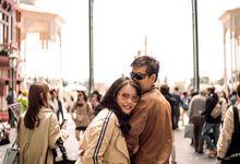 POST WEDDING | Afuk & Mega | By Manjaya by lovre pictures