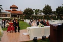 David & Lidya by Golf Graha Famili