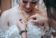 Teapai Session of Sally & Setiawan by: Gofotovideo by GoFotoVideo