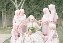 The Wedding Of Dede & Irin by MOSSA Photography