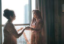 Meyriska & Ian Wedding at Pullman Hotel by GoFotoVideo