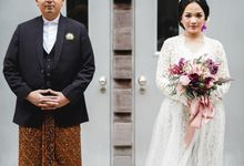 Wedding Hana Dola by UK International Jakarta
