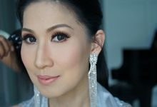 Wedding Makeup Aurbrush By Oscar Danjel by Oscar Daniel