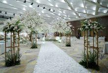 Nafiri Baywalk, 18 Jan '20 by Pisilia Wedding Decoration