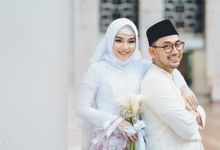 Wedding Ananta & Chaca by KianPhotomorphosis