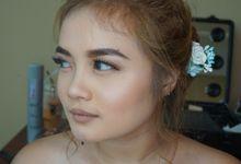 Bridesmaid Makeup by Chesara Makeup