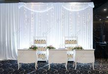 Swiss-Bel Hotel Mangga Besar, 8 Sep '19 by Pisilia Wedding Decoration