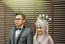 Wedding of Varel & Dea by Mediakarta wedding