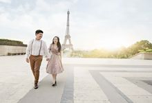 Wilson & Caterina Pre-Wedding by OXO Photography
