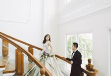 ANDY & MARISA by AMITIE Bridal Accessories