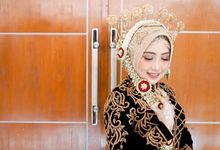 Wedding Gamela & Prima by Madina weddings