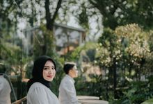 Prewedding of Dara & Deri by Badenicca