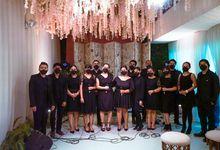 Wedding Anniversary Bpk. R & Ibu A. by Hanny N Co Orchestra