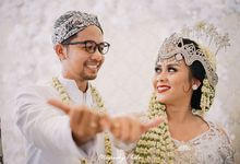 WINI & ANANG WEDDING by bright Event & Wedding Planner