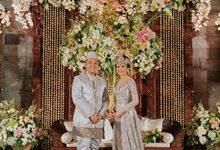 Wedding of Kika & Adit by Minity Catering
