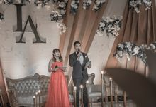 Engagement of LIVIA & ALBERT by Aldo Adela MC & Magician