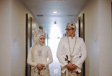 Wedding Koko & Ulhaq by Bigland Sentul Hotel & Convention