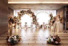 Ryan & Melissa Wedding At Mercure PIK by Fiori.Co