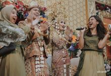 Yozha & Weldy Wedding day by Inframe photo video