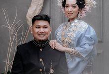 The Prewedding - Alya & Daniel by Vaxlera