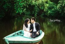 Bobby & Fanny by Faye Wedding
