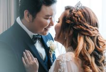 Ricky & Dessy Wedding in Beauty Shoot Session by GoFotoVideo