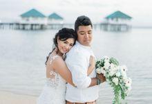 JAPZ AND HANNAH WEDDING by Pat B Photography