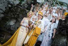Vladimir & Tatyana Wedding by SOMETHING BLUE WEDDING