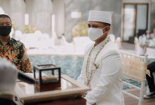 The Wedding of Sarah & Ganesha by Esmeralda Weddings & Decoration