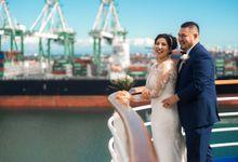 The wedding of Alexander & Vanessa by BSMedia