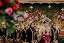 Gendis & Hafaz Wedding by Get Her Ring