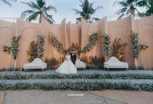 Sheraton Lampung | Intimate Yogi & Yovi by diskodiwedding