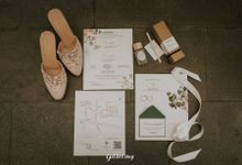 Monika & Hendro Wedding The Hermitage Hotel by Get Her Ring