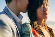 Rong & James Pre Wedding by Monokkrom