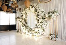 Kristofel & Claudia Wedding At Kila Kila By Akasya by Fiori.Co