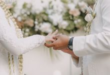 The Wedding of Sarah & Ganesha by Esmeralda Weddings & Decoration