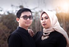 Prewedding Tika & Ryan by Malika Vision