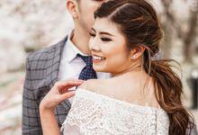 Prewedding of Johan & Emily - Japan by Écru Pictures
