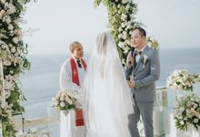 Love, Faith, and Future by Bali Top Wedding