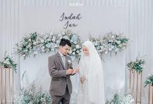 Intimate Wedding (Indah & Ian Akad) by MAKNA PROJECT