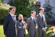 Wedding of Coco & Aaron by WG Photography