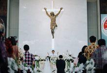 The Wedding of Wiriawan & Theressa by williamsaputra