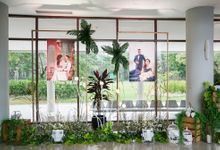 The Wedding Of D & C by GLORIOSA DECORATION