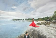 Belitung Prewedding of Ferderiko & Nathalia by GoFotoVideo