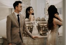 Valent & Steffanie Sangjit Ceremony by Sincera Story