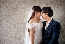 Prewedding Angga + Dian by ab photostory