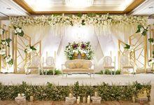Wedding of Erwin & Laras by Alleka Design