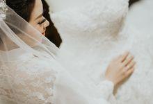 The Wedding of Eko & Pauline by Memoira Studio