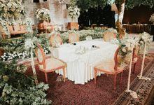 AKAD DAN RESEPSI TIARA & EMIL by Speculo Weddings
