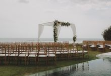 Villa Phalosa | Widodo & Devina by diskodiwedding
